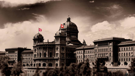 Happy Birthday Switzerland by LeWelsch