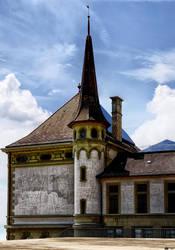 Bernisches Historisches Museum by LeWelsch