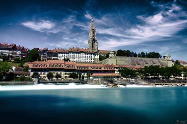 I Love Bern by LeWelsch