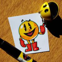 Pac-Men by FranBianchi
