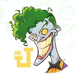 Mr. J by FranBianchi