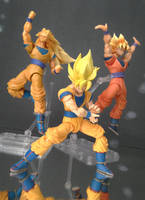 Goku by 0PT1C5