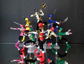 Kaizoku Sentai Gokaiger 2 by 0PT1C5