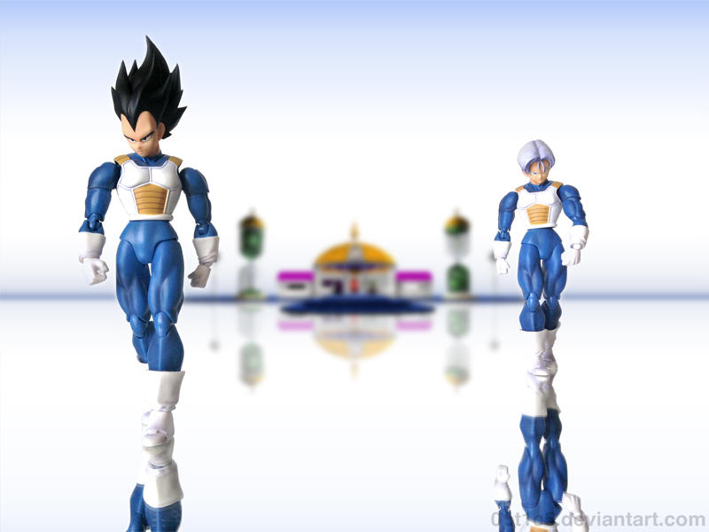 Father and Son Training by 0PT1C5