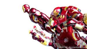 Iron Man Armors 04 by 0PT1C5