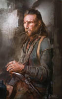 Charles Vane by AlcoholicHamster
