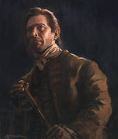 guy from black Sails cant remember his name by AlcoholicHamster