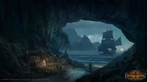 Pirate Hideout by AlcoholicHamster