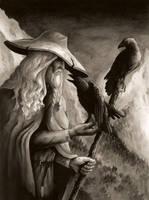 Odin by SirGrunt