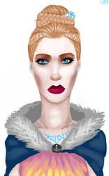 Lady Gisela Sencen by LedZeppelinGirl