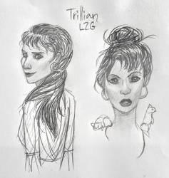 Trillian by LedZeppelinGirl