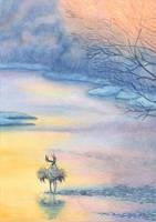.:: Pastel dawn ::. by Maiwenn