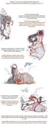 . Sleep problem . by Maiwenn