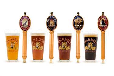 Beer Lineup by MushroomMagic