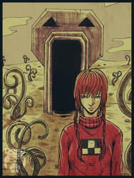 Yume Nikki: The Wilderness by Ruedefaux
