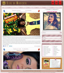 Blog da Maricota by treetog