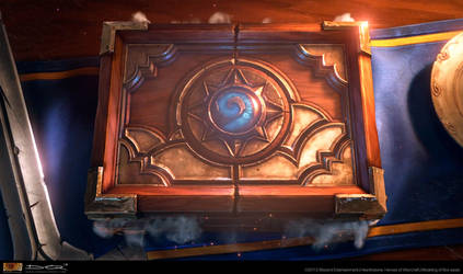 Hearthstone Cinematic Trailer by DominicQwek