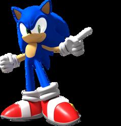 Sonic the Hedgehog (SSBB) by Jogita6