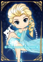 Elsa by JaysonHuangDraws