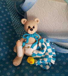 Baby Bear by LeitaGR