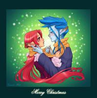 SSCG - merry christmas by C4mi