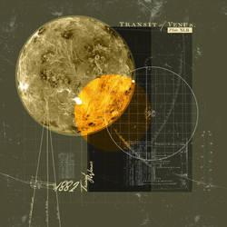 Venus transit by ApeKicker