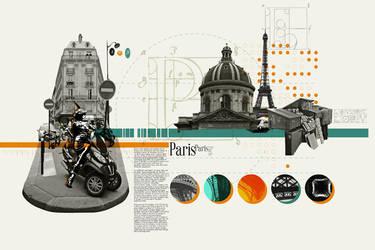 Trip To Paris by ApeKicker