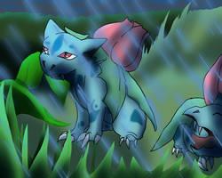 Ivysaur by KLSenko