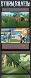 Pokemon Storm Silver Nuzlocke: Page 3 by VividdixStudios