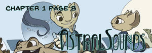 AstralSounds Page 8 (Preview) by The-Snowlion