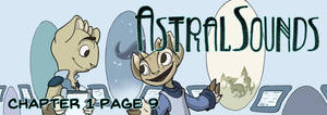 AstralSounds Page 9 (Preview) by The-Snowlion