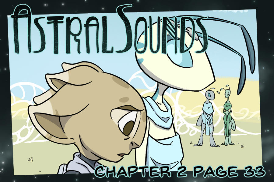 AstralSounds Chapter 2 Page 33 (Preview) by The-Snowlion