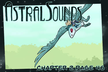 AstralSounds Chapter 2 Page 46 (Preview) by The-Snowlion