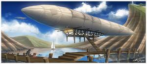 ::Zeppelin:: by sangheili117