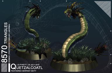 ::Quetzalcoatl:: by sangheili117
