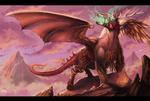 ::Draconequus:: by sangheili117