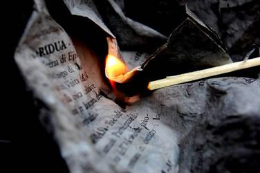 Fire by JanaPositano