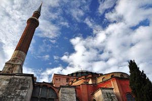 Hagia Sofia-2 by blackeyetolga