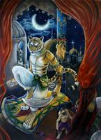 Arabian Nights by A-shanti