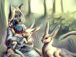 cuties by Silverbloodwolf98
