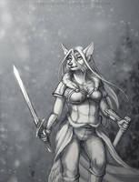 Griselda by Silverbloodwolf98