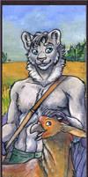 Bryan by Silverbloodwolf98