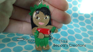 Lilo and Stitch: Lilo Necklace by BeppasCreations