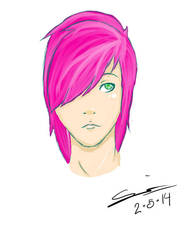 First Ever Paint Tool Sai by XSpeak2MeX