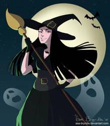 Halloween by asa-bryndis