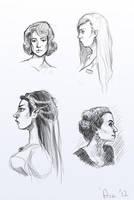 Mini sketch dump by asa-bryndis