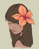 Tiger Lily by asa-bryndis