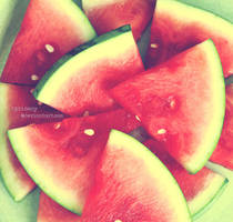 Watermelon by APRICOSY