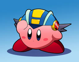 Kirby.EXE by riodile