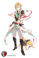 Sakuracon Mascot 2016 Mascot Entry by zearyu